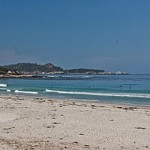 Carmel Beach is just a short walk from the Inn, and is 100% off-leash, dog-friendly