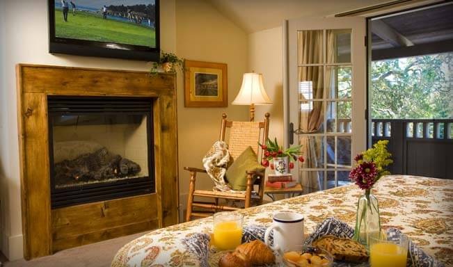 Luxury Inn in Carmel, California