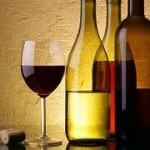 Monterey Wine Country - Wine and Glass