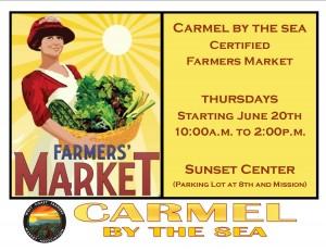 Farmers Market in Carmel