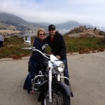 Big Sur on a Harley