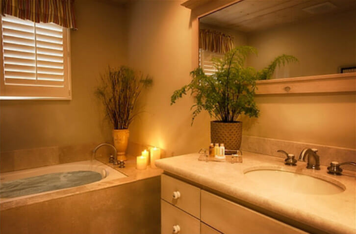Add a spa-inspired gift basket to your stay at our Carmel bed and breakfast