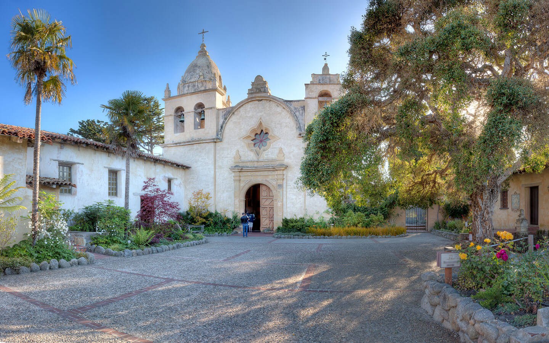 Carmel, CA Mission