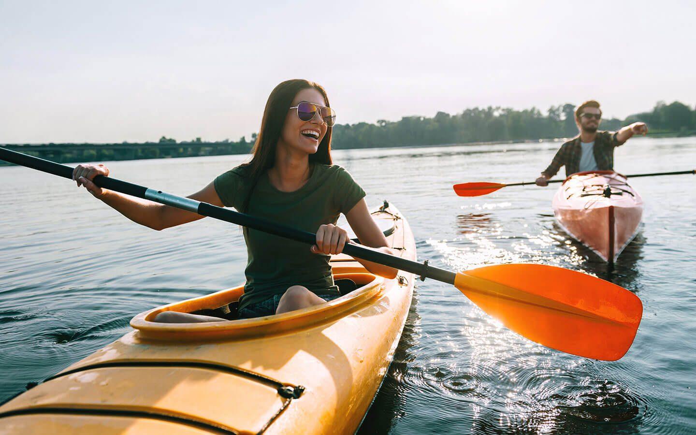 Carmel Kayaking
