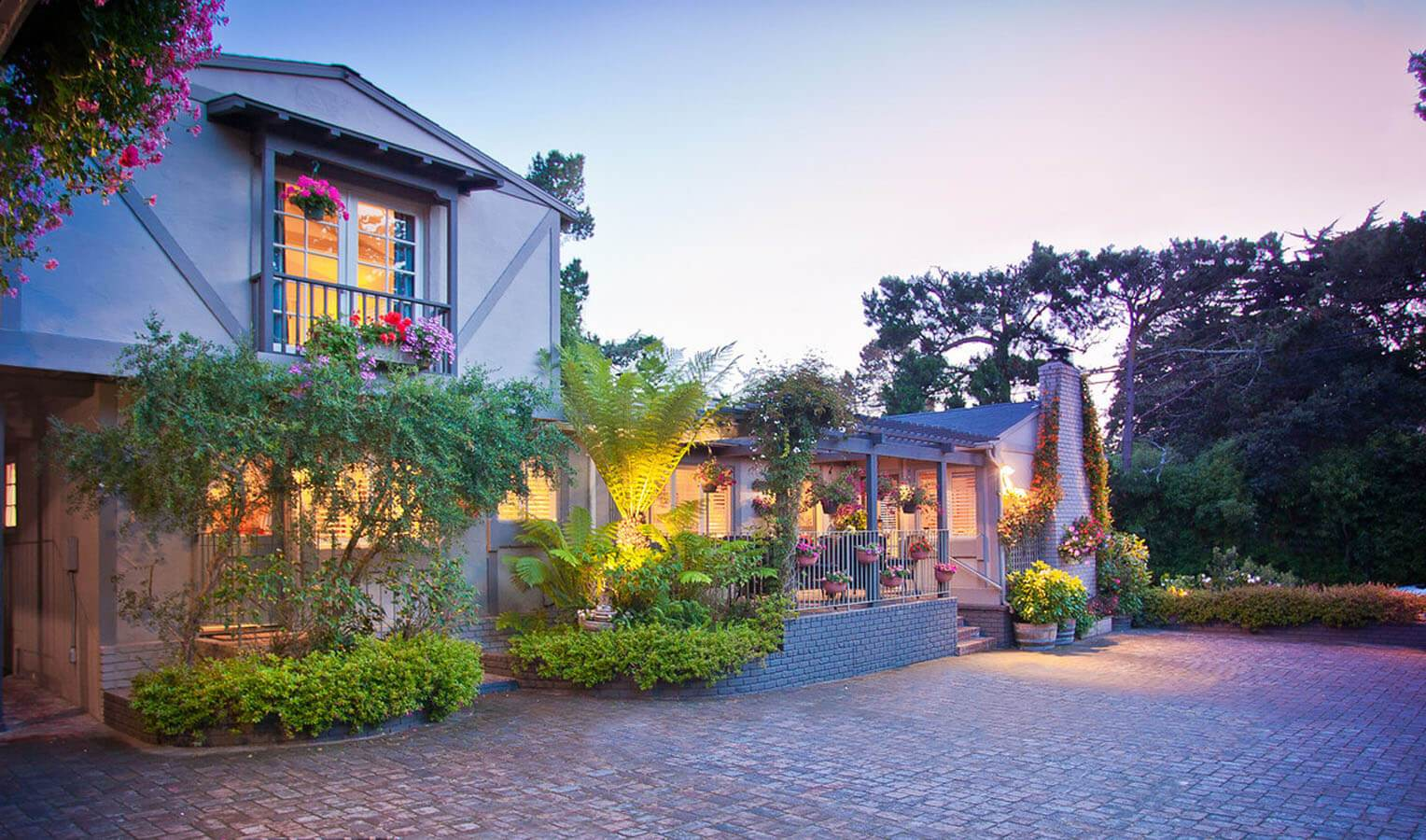 Carmel Bed And Breakfast Top Pet Friendly Ca Inn