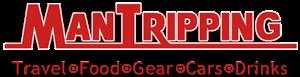 Man Tripping logo