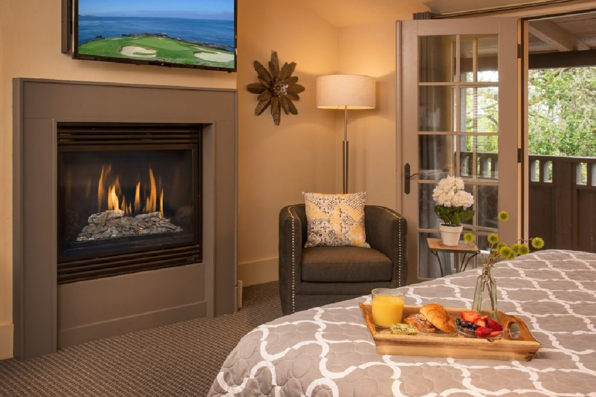 Watch the Sports Game at our Carmel CA Bed and Breakfast
