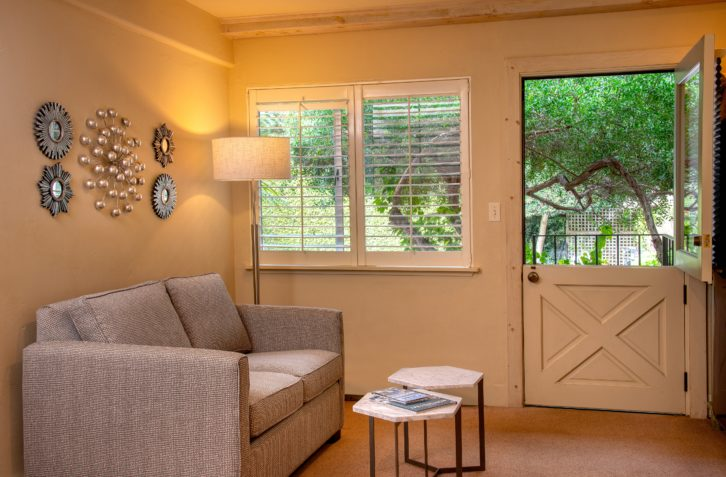 Unwind and prepare for an exciting day ahead in our cozy guest studios